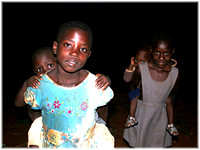 Night Children in Kenya